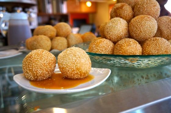 Jade's Sesame Balls
