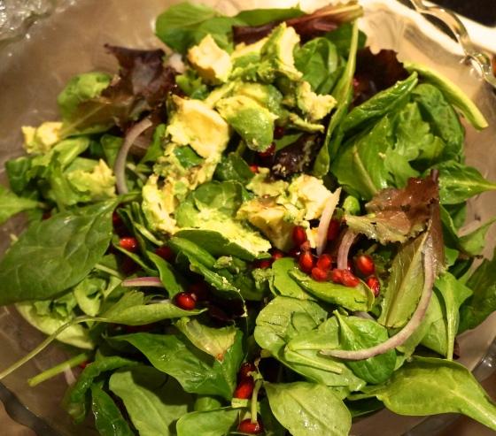Pom Salad