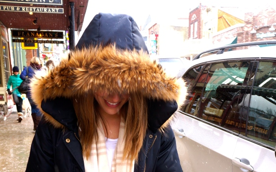 Furry Hood