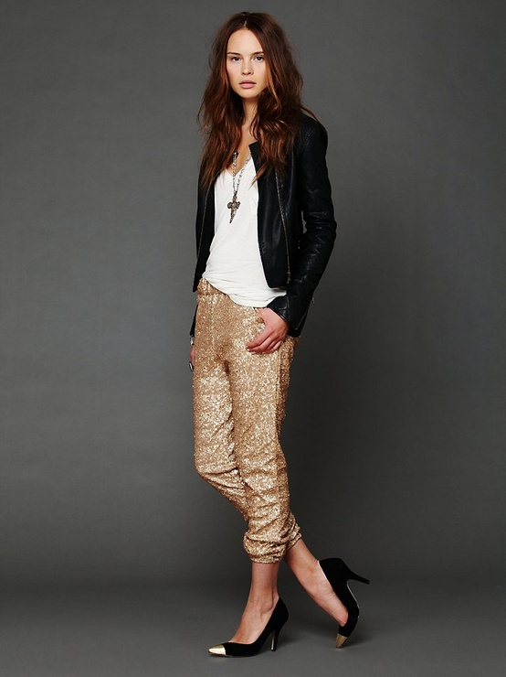 SequinPants