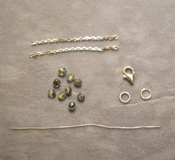 Beaded Bracelets Material
