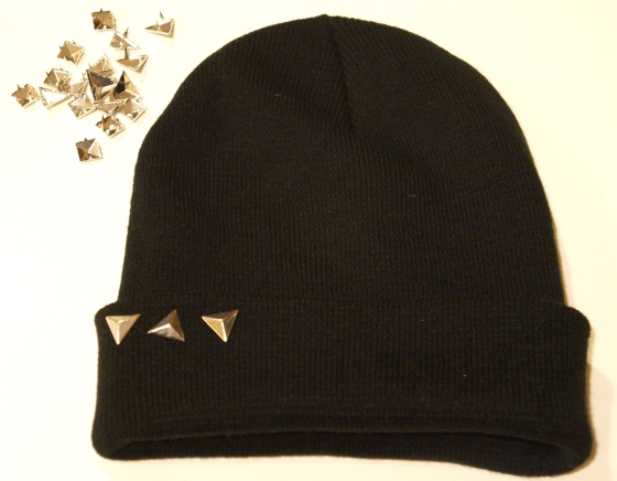Studs + Hat