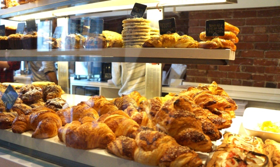 Nuvrei selection of pastries