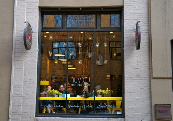 Nuvrei Patisserie Cafe - 404 NW 10th Avenue, Portland OR 97209