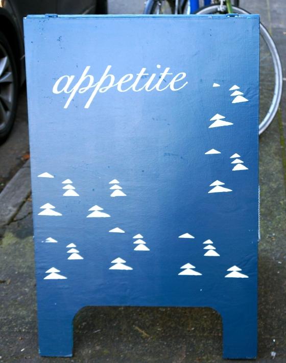appetite - 2136 e. burnside, portland, OR