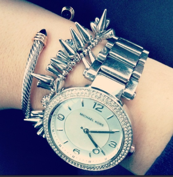 Daily Arm Candy