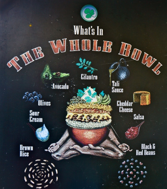 What is in a Whole Bowl