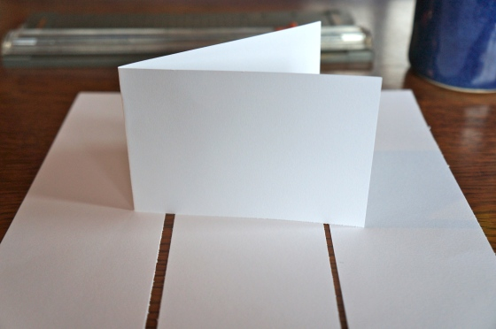 cut card stock paper