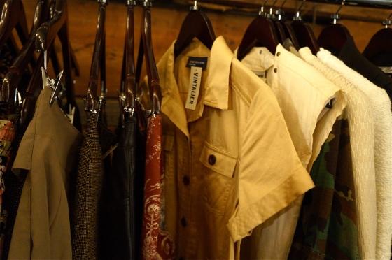 Vintalier vintage clothes