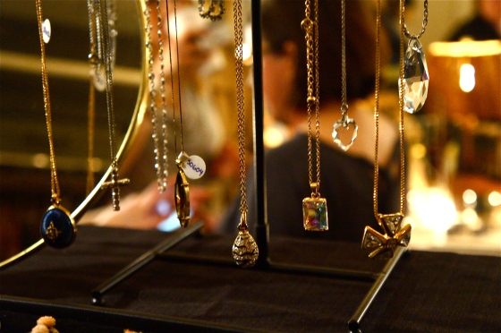 vintage jewelry at Vitalair