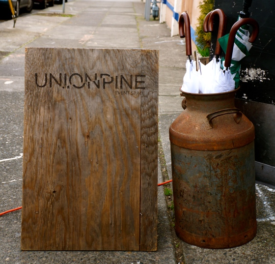 Portland Flea at UNIONPINE