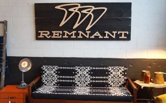 REMNANT booth