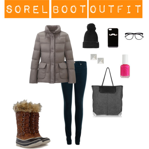 Sorel winter boot inspiration