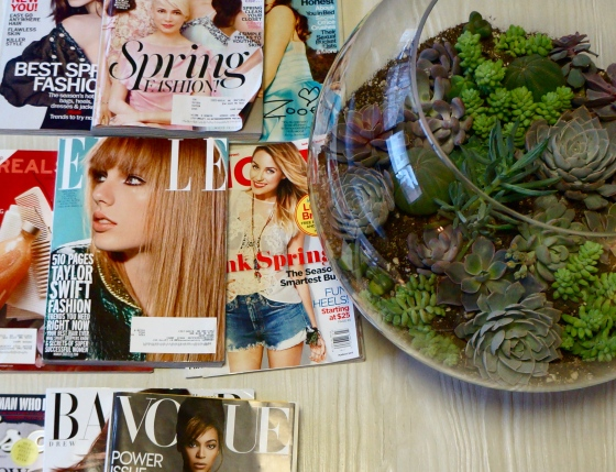 Urban Waxx's magazines