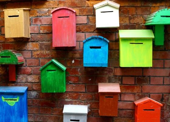 tainzifang mailboxes