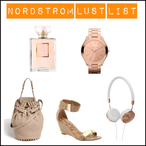 Nordstrom Lust List